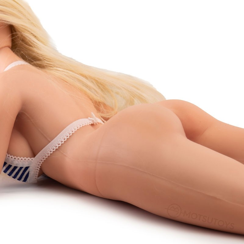 Blonde Mini TPE Sex Doll Emily