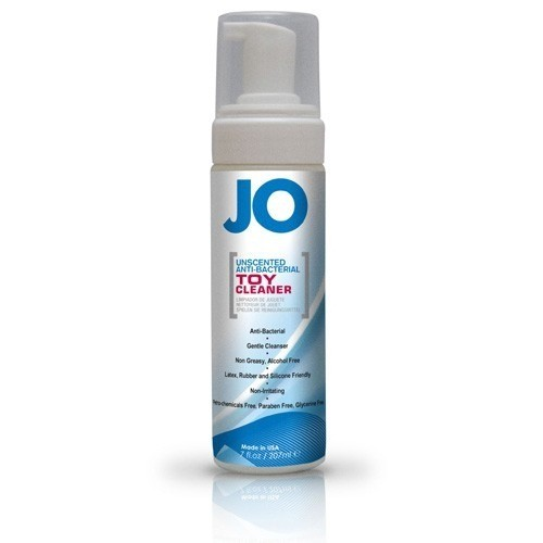 System JO Toy Cleaner 207ml - foam dispenser