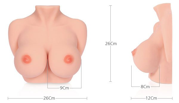 Dimensions Bouncing Titties D