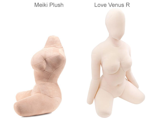 Love Venus VS Meiki Plush